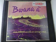 Arthur Lyman – Bwana À (HiFi Records – SR 808)