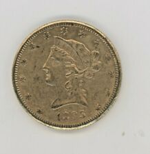 1895-O  EAGLE, LIBERTY HEAD,  GREAT COIN, AGW: 0.4837oz