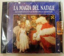 La magia del Natale Cd Accompagnata dal suono delle zampogne Nuovo Sigillato
