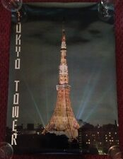 Poster Tokyo Tower 29x20