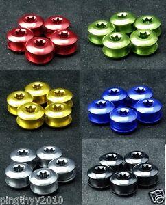 J&L Single Speed ChainRing Bolts/Screws-for Sugino,Shimano,SRAM,Brompton,Rotor