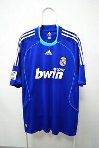 Fc Real Madrid 2008-2009 Jersey Adidas Shirt