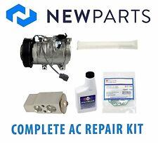 For Honda Ridgeline RT L S X 07-08 Complete A/C Repair Kit Compressor w/ Clutch