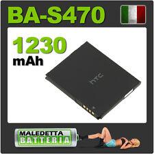BA-S470 Batteria ORIGINALE per Htc  Desire HD (WZ7)