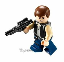 LEGO STAR WARS - MINIFIGURA HAN SOLO SET 7965 - ORIGINAL MINIFIGURE