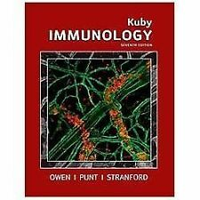 Kuby Immunology 7th Edition Textbook