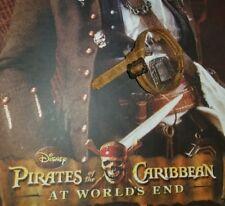 1/6 Hot Toys At World's End Captain Jack Sparrow MMS42 Brown Belt Waist