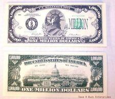 100 million dollar bills for auction!- I am not joking!