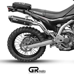 Exhaust for HONDA CRF250 L/M 2017 - 2020 GRmoto Muffler Carbon