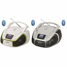 Reproductor portátil Mp3/Cd/Radio Sogo SS-4931 con Bluetooth Usb dos colores
