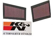 K&N SPORTLUFTFILTER MERCEDES W204 C 320 CDI 33-2940