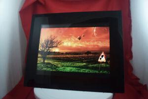 "Pictorea 12"" Digital Photo Frame- 800 x 480 Pixels - No Remote (Ref 087)"