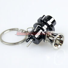 HIGH QUALITY USA BOV TURBO BLOW OFF VALVE METAL KEYCHAIN ENTHUSIASTIC TOY GAGDET