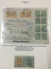 MOMEN: ESTONIA # COVER USED LOT #3358-1