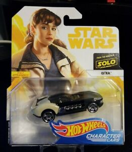 HOT WHEELS STAR WARS QI'RA / CHARACTER CARS / SOLO MOVIE / FIRST APPEARANCE