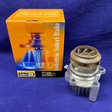 New OEM Saleri Volkswagen VW Audi Water Pump w/ O-Ring 06A-121-012-E Free Ship