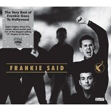 FRANKIE SAID - VERY BEST OF FRANKIE GOES TO HOLLYWOOD  CD  16 TRACKS POP  NEU