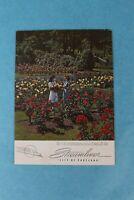 VINTAGE 1953 UNION PACIFIC STEAMLINER RESTAURANT DINNER MENU PORTLAND, OREGON