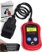 Autel MS300 OBDII OBD2 Auto Diagnostic Scanner Car Fault Code Reader