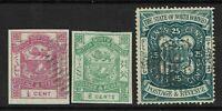 North Borneo 3 Older Mint & Used - S9947