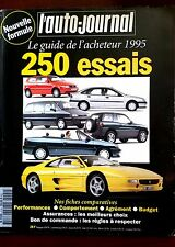 Auto Journal The 11/1994; Guide De L'Shopper 1995; 250 Trials