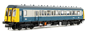 Bachmann OO Class 121 Single Car DMU BR Blue And Grey DCC And Sound