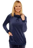 SCHIESSER Damen MIX & RELAX Shirt Langarm NICKI 38 40 42 44 XS S M L XL XXL