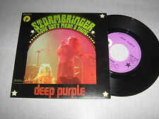 DEPP PURPLE 45 TOURS FRANCE LOVE DON'T MEAN A THING