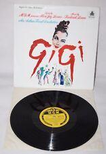 """12"""" LP - Gigi - Original Soundtrack - MGM-C 770 - 1958 - EX"""