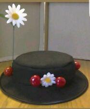 """Mesdames Mary Poppins Inspiré 22 1/2"""" feutre FAST POST OPTION DE MISE EN VENTE"""