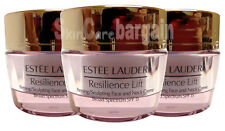 Estee Lauder Resilience Lift Firming Sculpting Face and Neck Creme SPF 15 45ml