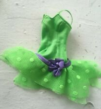 Jem Let The Music Play Green 80s Dress Only Smashin' Fashions Vintage Doll