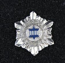 ISRAEL POLICE MILITARY IDF BADGE PIN Parliament - GUARD KNESSET scarce vintage