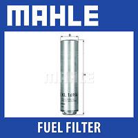 Mahle Fuel Filter KL169/4D - Fits BMW 5 Series, X5 - KL169/3D