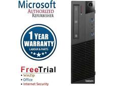 Lenovo Desktop Computer ThinkCentre M93P Intel Core i5 4th Gen 4570 (3.20 GHz) 1
