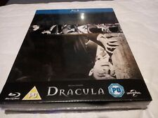DRACULA (1931)upside down outer slipcover, UK blu ray rare alt artwork sealed.