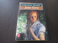 le livre de poche jane eyre - charlotte bronte