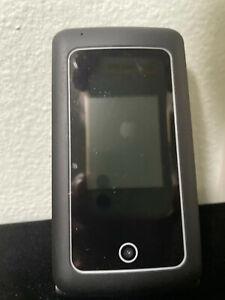 Coolpad Snap 3312A, Black Flip Phone
