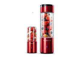 Juicer Centrifugeuse Portable Electrique Jus De Fruits Smoothies 18000 tours/mn