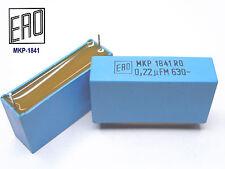 4x ERO - MKP1841 / 0.22uF - 630V  Hi-End Audio Grade Capacitors  x 4 Pieces