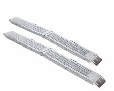 2x Rampe Pliable 400 kg Rampe de Chargement rampe rail contrôle rampes