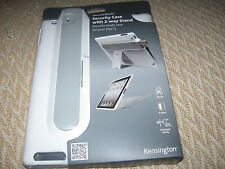 Kensington SecureBack Security Case for iPad 2 w/2-Way Stand & Click Safe