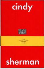 Cindy Sherman: The Hasselblad Award 1999 - 1st Edition - Photography - Hardcover