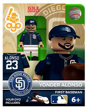 Yonder Alonso MLB San Diego Padres Oyo Mini Figure NEW G3