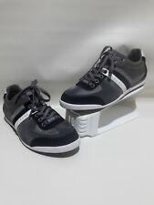 Hugo Boss BOSS Men's Akeen Suede Sneakers size 11.5