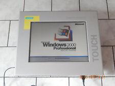 Siemens PC il 70 Touch Panel, 6av7 501-1aa00-0af0+3 soporte de montaje, fue demopael