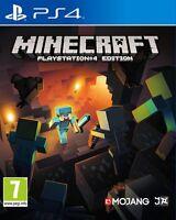 Minecraft PS4 - totalmente in italiano