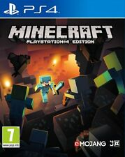 Minecraft PS4 - totalmente in italiano