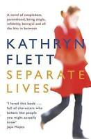 Separate Lives by Kathryn Flett, Good Used Book (Paperback) FREE & FAST Delivery