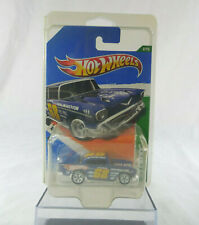 2011 HOT WHEELS TREASURE HUNT '57 CHEVY WITH PROTECTOR CASE